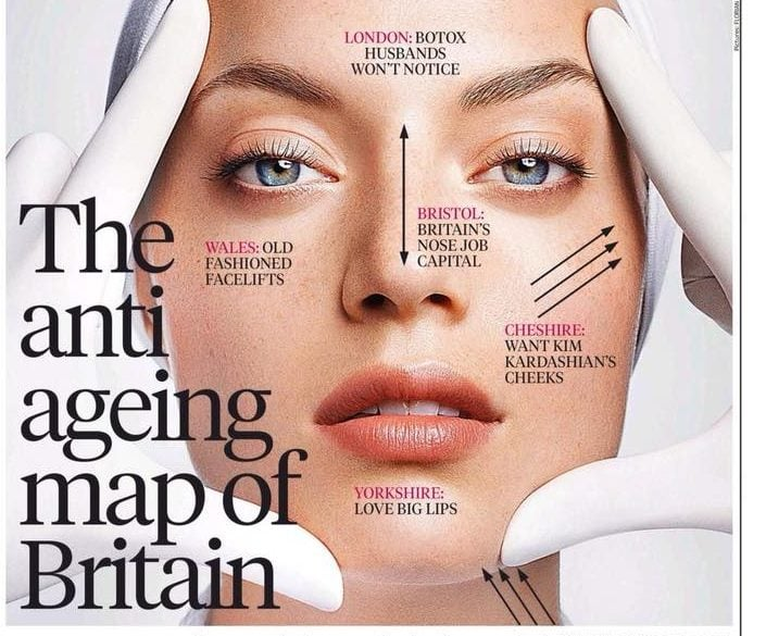 Dr Shirin Leading Doctor for Intimate Rejuvenation as Featured in the Daily Mail