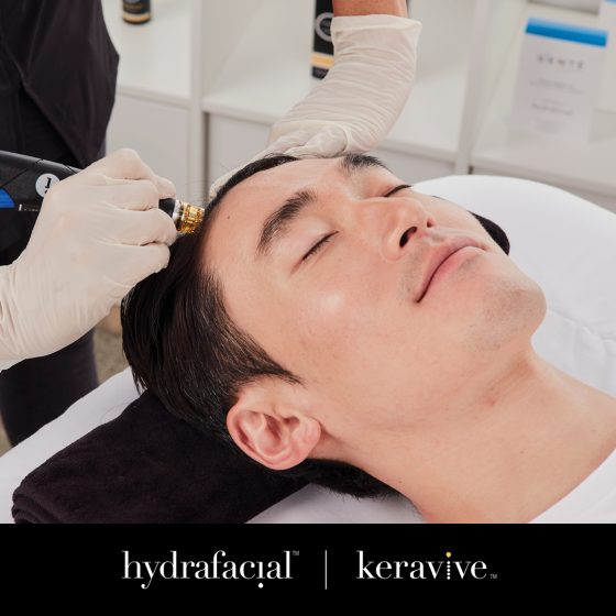 HydraFacial Keravive