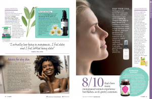 Menopause and Dry Skin