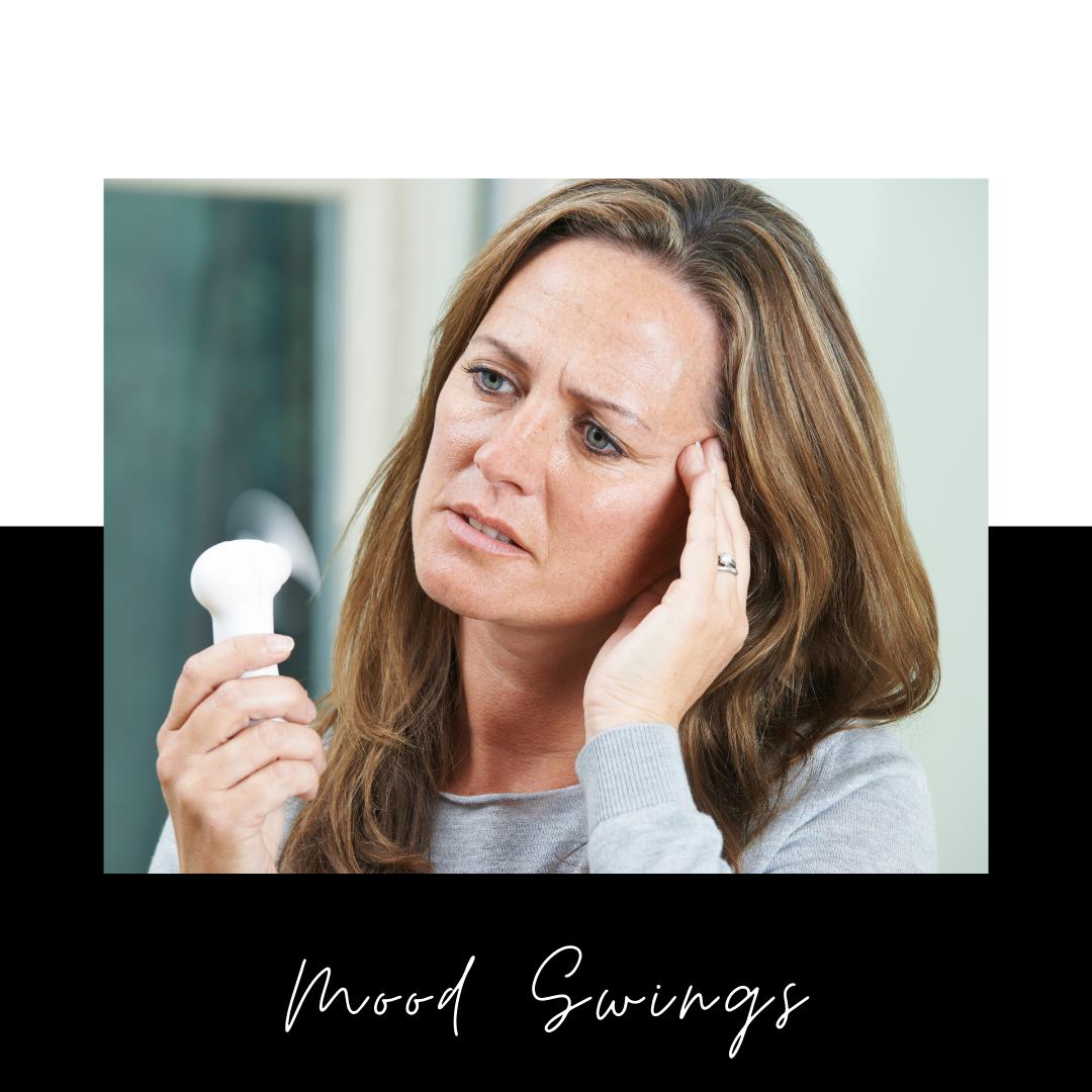 Menopause Mood Swings: A Simple Solution
