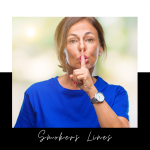 Smile lines & Smoker's Lines – Non Surgical Solutions