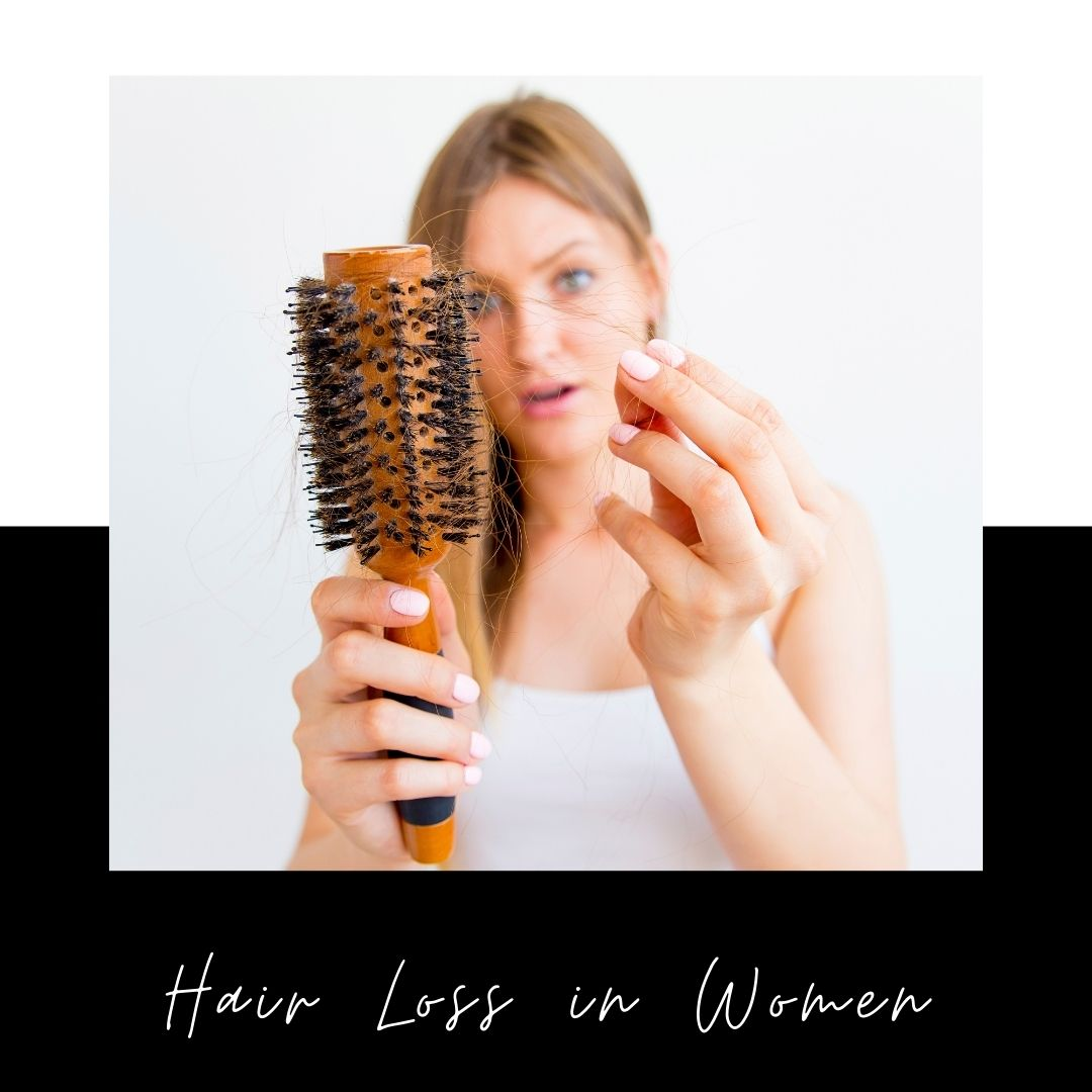 Hair Loss in Women – Is There An Easy Solution?
